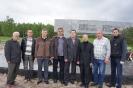 Третья встреча полка 12 мая 2012 года в Минске