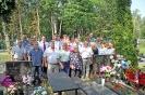 Седьмая встреча полка в Клинцах 19 августа 2017 года, посвященная памяти Героя России Шкурного В. И.